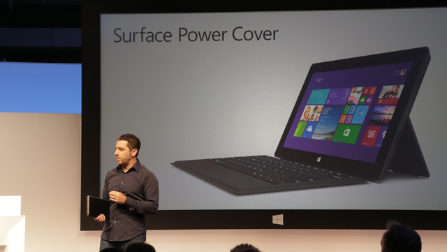 سيرفس باور كوفر كل ما تودّ معرفته عن Surface Pro 2 وSurface 2 من مايكروسوفت