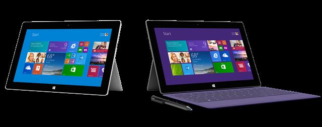 112 كل ما تودّ معرفته عن Surface Pro 2 وSurface 2 من مايكروسوفت