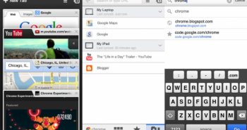 قوقل تطلق النسخه 30 من متصفح كروم على iOS