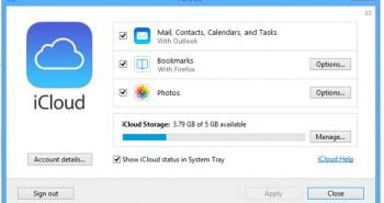 iCloud على ويندوز يدعم مزامنة المُفضّلة لمتصفحي فايرفوكس وكروم