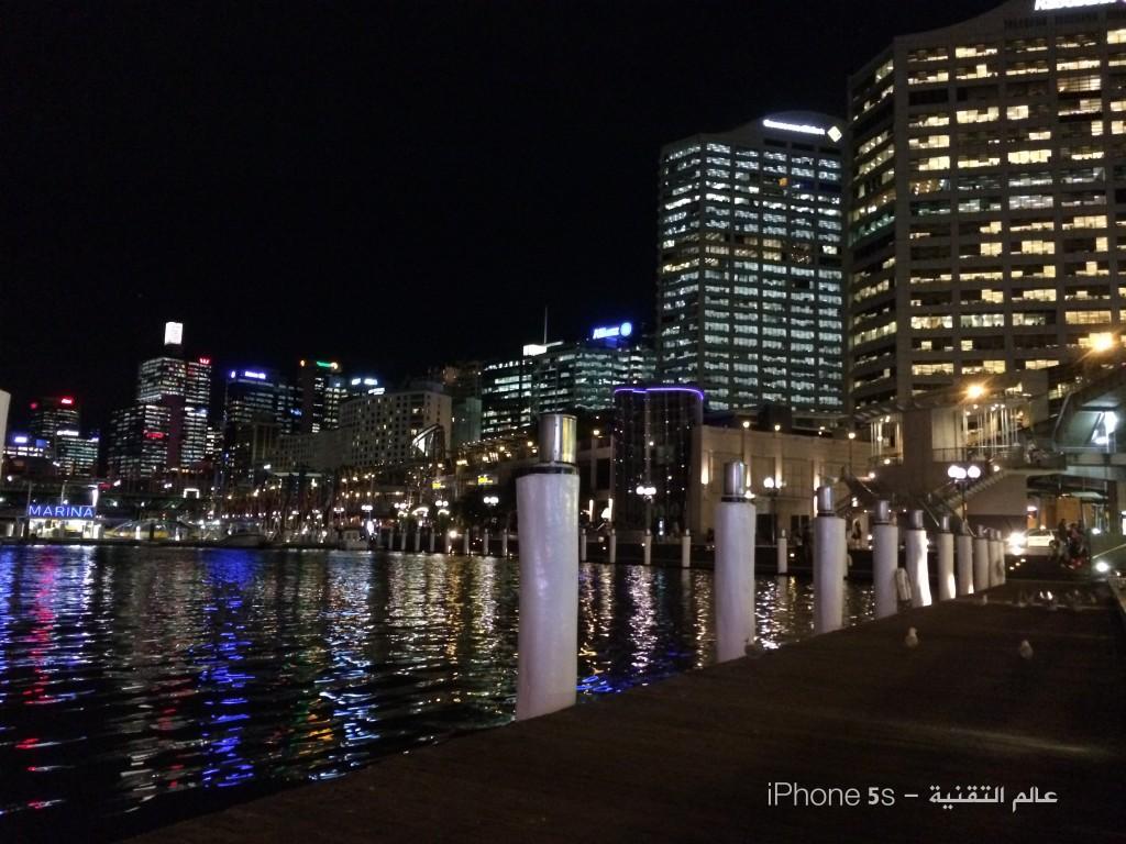 آيفون 5 إس 4ب 1024x768 مقارنة بين كاميرا iPhone 5s وكاميرا Galaxy S4