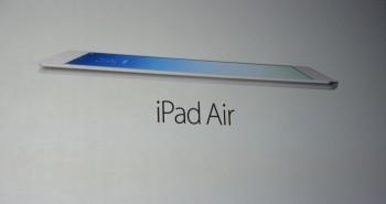 مؤتمر أبل: رحبوا معنا بـ  iPad Air