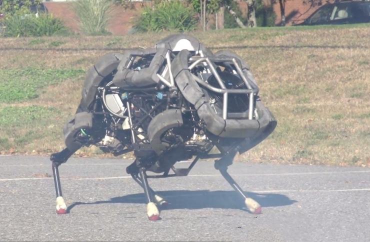 Wildcat: الروبوت الأمريكي العسكري.. المُرْعِب!