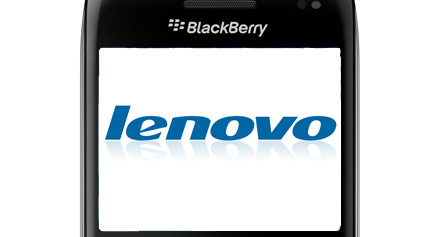 blackberry lenovo