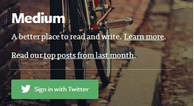منصة التدوين Medium ستطلق تطبيقها على الآيفون قريباً - عالم التقنية