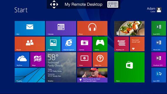 مايكروسوفت تطلق تطبيق Remote Desktop على الأجهزة الذكية