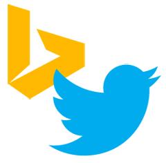 شراكة بينق مع تويتر