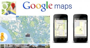 Google Maps updates