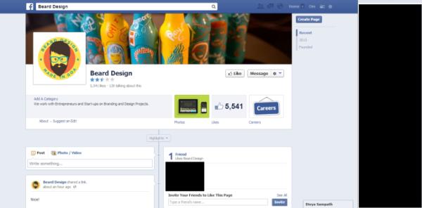 Stars Facebook فيس بوك تختبر تقييم النجوم للصفحات