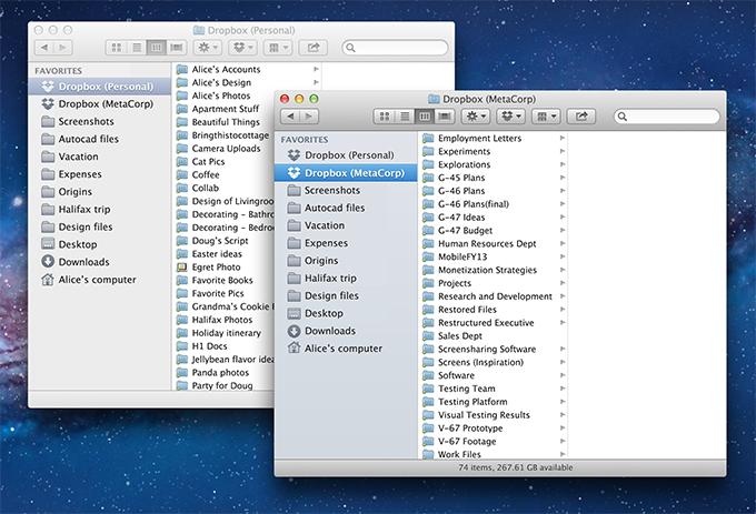dropbox desktop