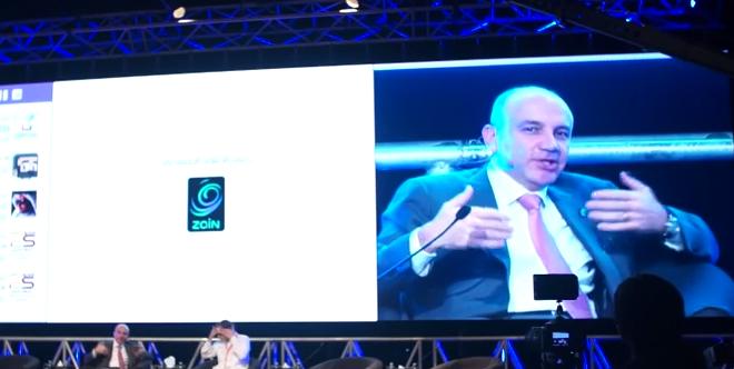 عرب نت 2013: مقابلة مع حسان قباني - رئيس شركة زين - عالم التقنية