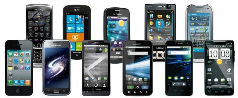 سامسونج والهواتف الذكية
