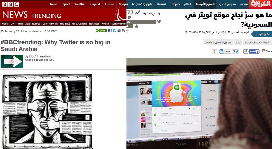 لهذا نجح موقع تويتر في السعودية