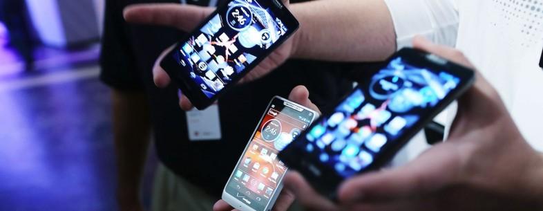 Idc: شحنات الهواتف الذكية تخطت