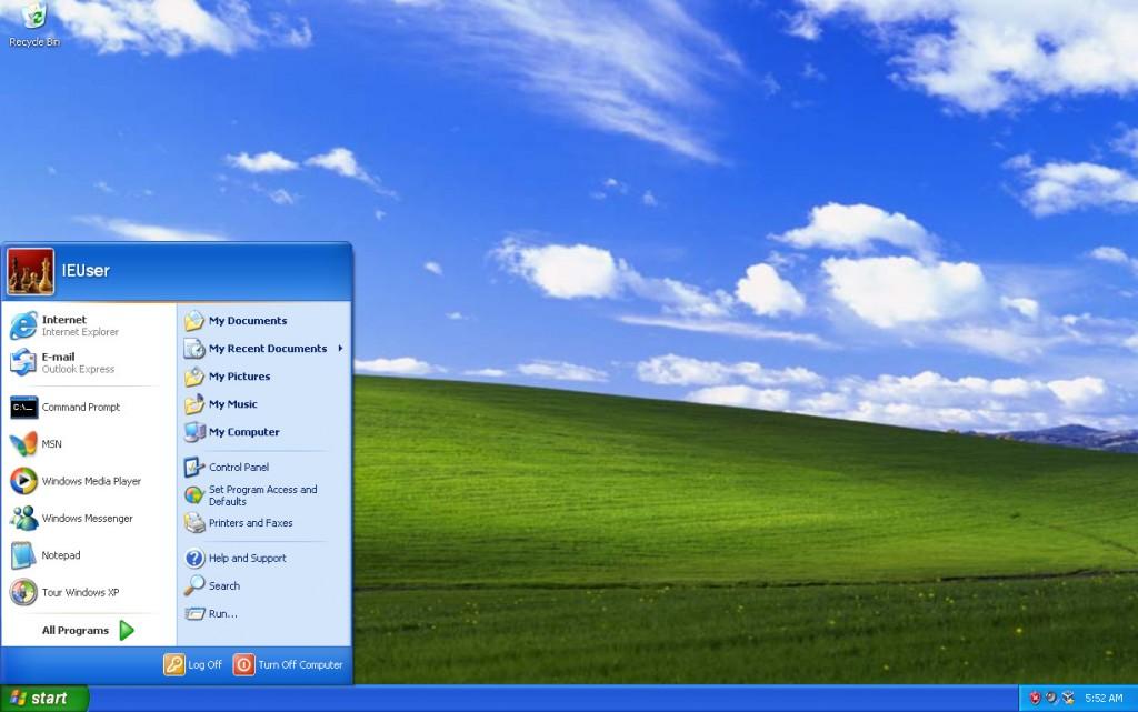 الكل يساعد مايكروسوفت لمساعدة المستخدمين وترك ويندوز إكس بي