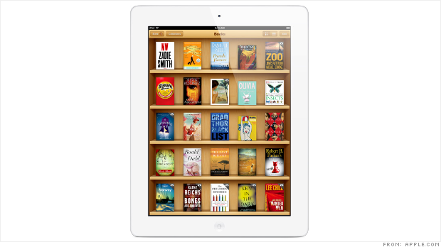 apple ipad ebooks