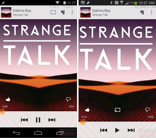 Google Play Music - 5.4.8