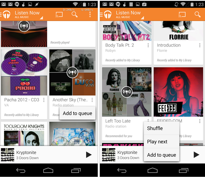 Google Play Music - 5.411