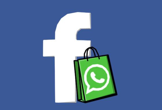 فيس بوك يستحوذ على الواتساب