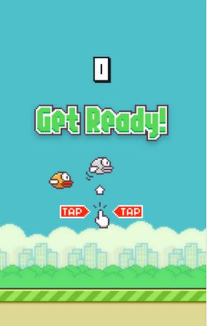flappy bird مطور لعبة Flappy Bird قرر حذفها خلال 22 ساعة