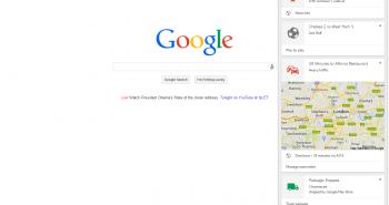 Google Now تصل لأول مرة إلى ويندوز و ماك عبر متصفح كروم