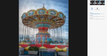قوقل بلس تقدم مؤثرات HDR على الصور بضغطة زر