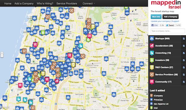 israel-startup-map