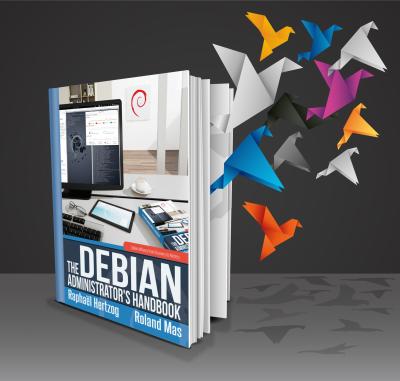 حملة لتمويل ترجمة كتاب Debian