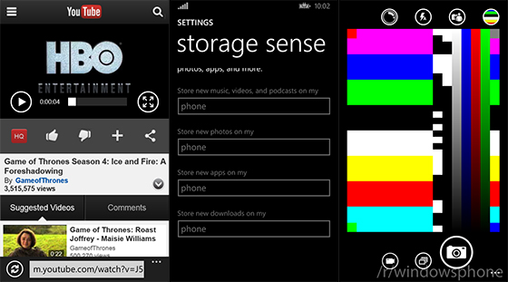 wp81leaks2 تسرب العديد من ميزات ويندوز فون 8.1 الجديدة
