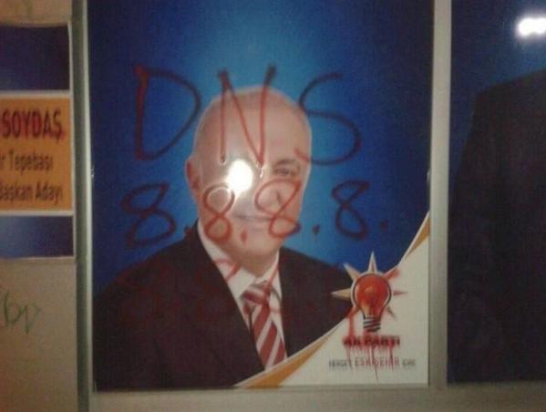 أعضاء الحزب الحاكم في تركيا