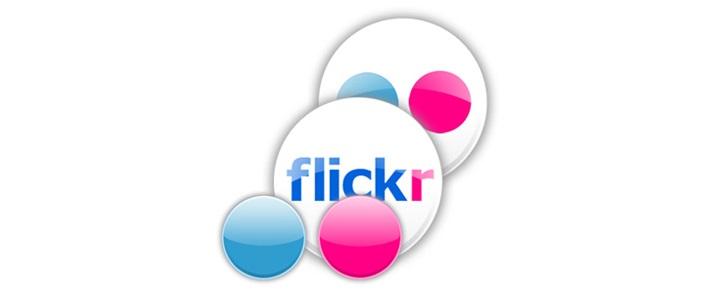 ياهو تعمل إعادة تصميم فليكر