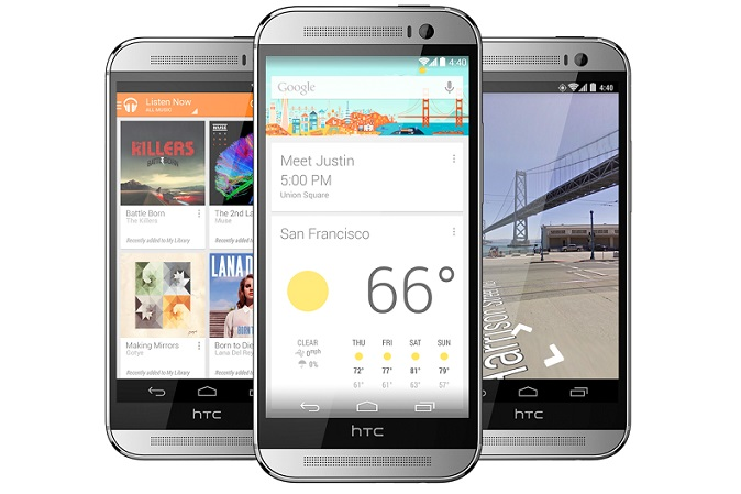 HTC One M8 GPe2