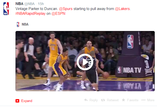 NBA VIDEO
