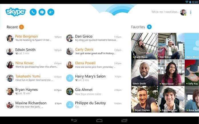 Skype - free IM & video calls