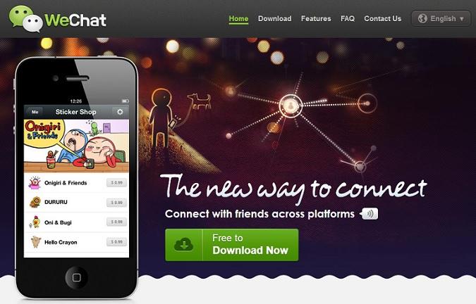 WeChat تطبيق WeChat يتجاوز 355 مليون مستخدم نشط شهريًا