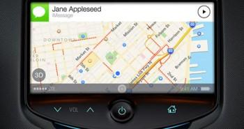 آبل تعتزم إطلاق نظام iOS في السيارات الأسبوع المقبل