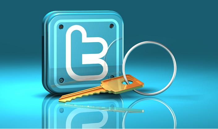 twitter key