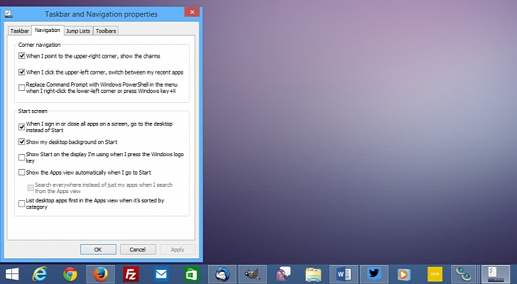 تحديث ويندوز 8.1