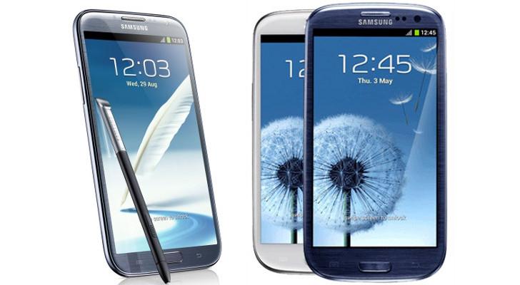 Samsung : تشرع في إطلاق تحديث Android KitKat على Galaxy Note 2