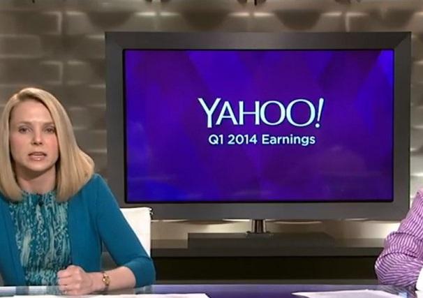Yahoo Q1 2014