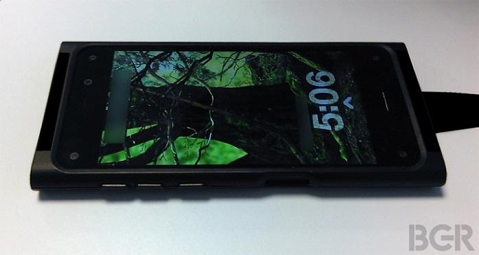 amazon255 صور مسربة لأول هاتف ذكي من أمازون بخمس كاميرات أمامية!