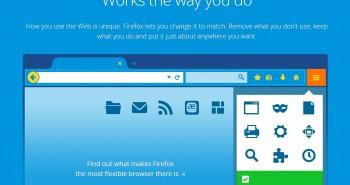 موزيلا تُطلق الإصدار رقم 29 من فايرفوكس بواجهات جديدة كليًا وبدعم المزامنة