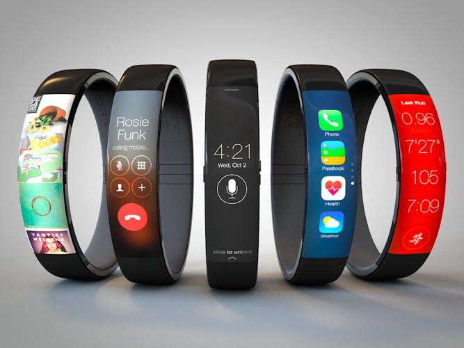 iwatch concept nike ساعة آبل iWatch ستملك شاشة مرنة من إل جي [إشاعة]