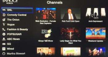 ياهوو تخطط لدخول سوق المسلسلات الحصرية