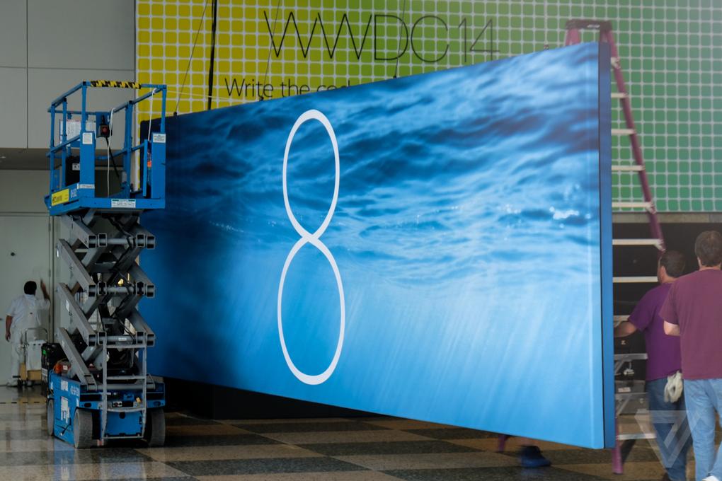 iOS 8 قادم في مؤتمر آبل هذا الأثنين