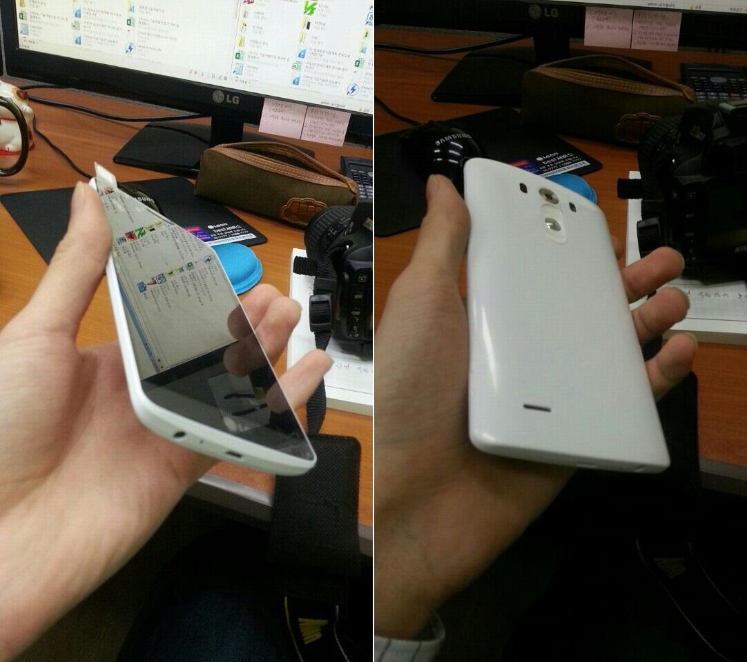 هاتف LG g3  المرتقب هل هي اشاعات ام حقيقة (صور)