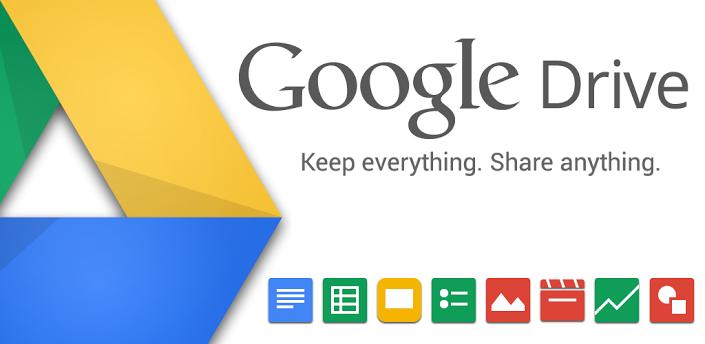 Google Drive قوقل درايف يحصل على واجهة جديدة