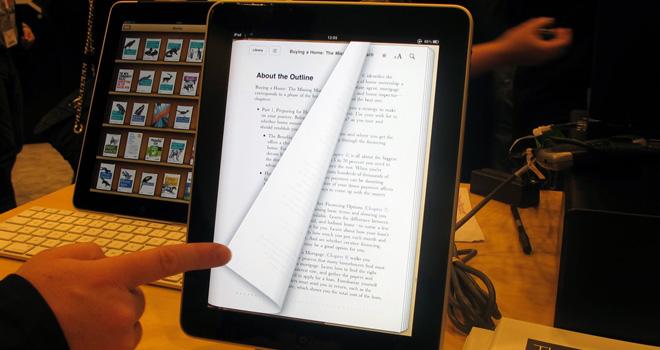 تسوية بين Apple والقضاء الأمريكي حول تثبيت أسعار الكتب الإلكترونية