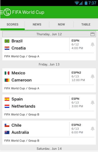 espn world cup