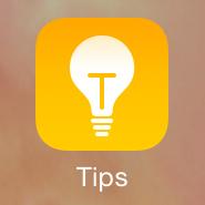 """أبل تُطْلِق تلميحات وأفكار لنظام iOS 8 عبر موقع وتطبيق """"Tips"""""""